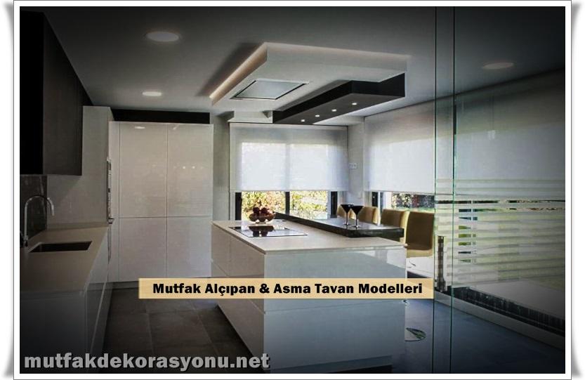 Mutfak Alçıpan Modelleri 2021